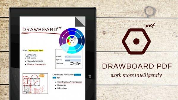 Microsoft Red Stripe Deal - Drawboard PDF -60% (Surface Pro,...) - HEUTE! @Windows Store