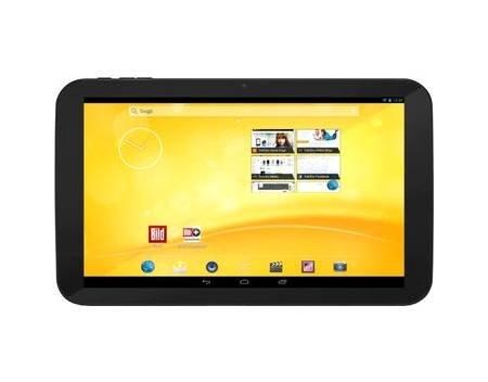 TrekStor Volks-Tablet PC mit 3G 25,6 cm (10,1 Zoll) (ARM Cortex A7, Quad-Core, 1,3 GHz, 1 GB RAM, 16 GB HDD, Android, Touchscreen) schwarz für 149,90 € @ MeinPaket