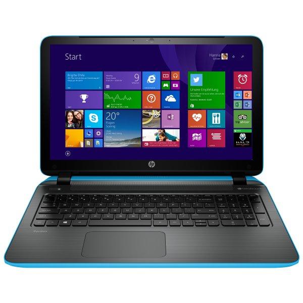 """HP Pavilion 15-p150ng Notebook 15,6"""" FULL HD, AMD Quad-Core A8-6410 APU mit AMD Radeon™ R7 M260 Grafik, 2 GB Grafikspeicher"""