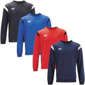Umbro Sweat Top Training Sweatshirt S-2XL (kein M)