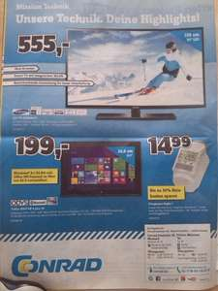 LED-TV Samsung UE55H6273 Conrad