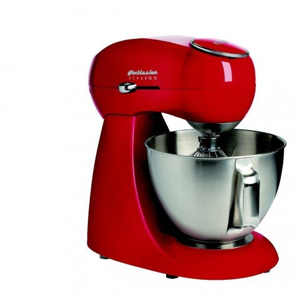 Kenwood MX 271 Patissier Küchenmaschine rot // Idealo 155€ ~24% Ersparnis