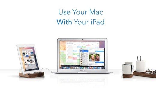 Duet Display für iPad/iPhone (iOS) im Angebot für 7,99 (sonst 15,99) @AppStore