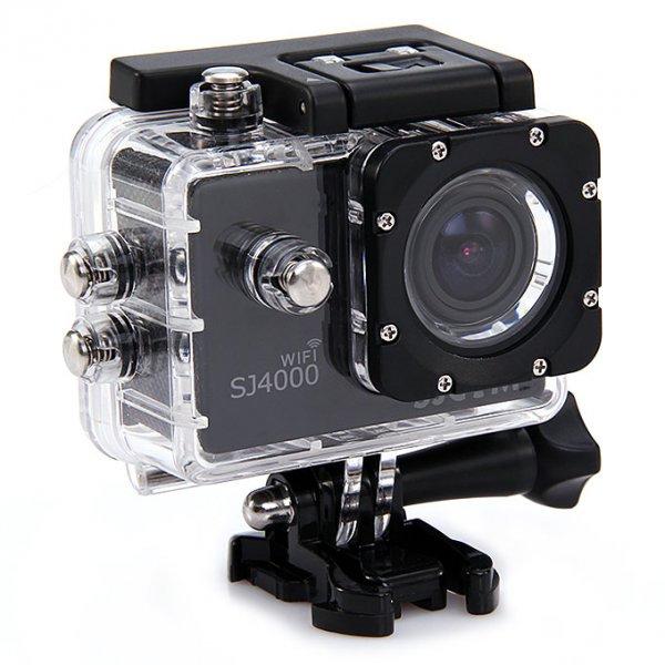 SJCAM SJ4000 Wifi HD1080p Action-Cam für ca. 82,00€ Versandkostenfrei aus DE