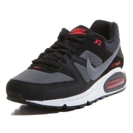 Nike | AIR MAX COMMAND Sneaker Herren | Grau- weiß @ vaola.de
