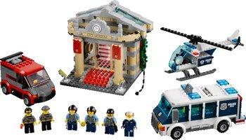 [ToysRUs ab 29.01.] Lego City 60008 Museumsraub ab 29,93€