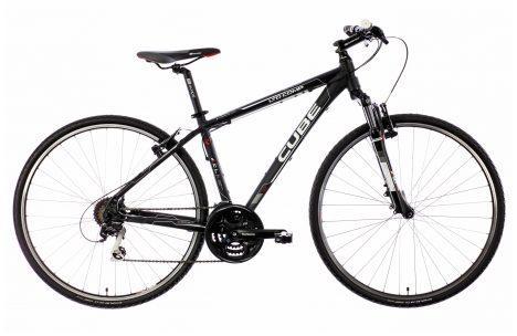 Cube Sale bei Fahrrad.de - 20% auf alle 2011er Modelle +10%Cashback , z.B. 28'' Cube LTD CLS Comp black white print