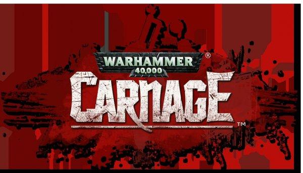 [ANDROiD / APPLE] Warhammer 40,000: Carnage Um 80 % reduziert.