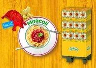 """[Ab Februar] 4x Miracoli Produkte kaufen und gratis Parmesanreibe """"kasimir"""" von Koziol erhalten"""