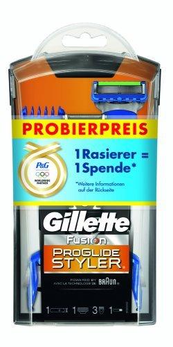 Gillette Fusion ProGlide Styler für 10,50€ - bei Newsletter Anmeldung nur 7,50€!!