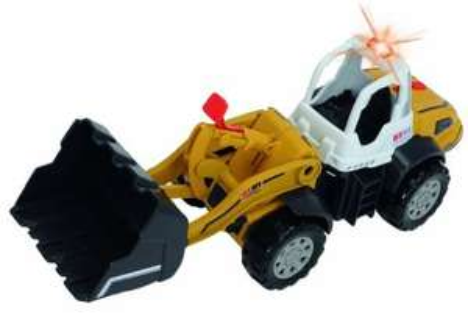 Dickie-Spielzeug  Road Loader für Prime Kunden bei Amazon 9,-€