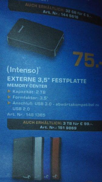 Intenso externe 3,5 Festplatte Saturn Dresden Altmark Galerie