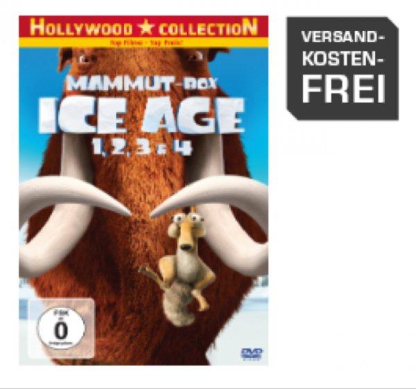 Ice Age 1-4 DVD Box @saturn