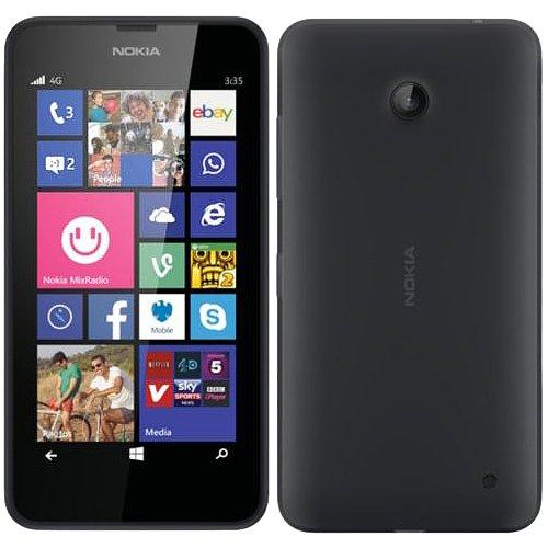 [Orange Store] Lumia 635 LTE in schwarz für 109,24€ - 13% Ersparnis