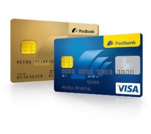 """Kostenlose Postbank VISA-Card mit 25€-Amazon Gutschein in """"Happy Hour"""""""