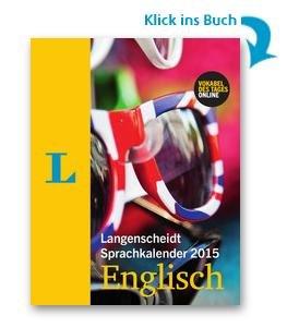 Langenscheidt Sprachkalender 2015 für je 5,99€