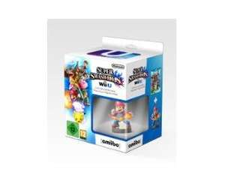 Super Smash Bros. + Amiibo Mario (Wii U) für 39,99€ inkl. Versand @Saturn.de