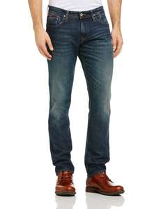[Amazon] Hilfiger Denim Herren Slim Jeans Scanton OLC 50,00€