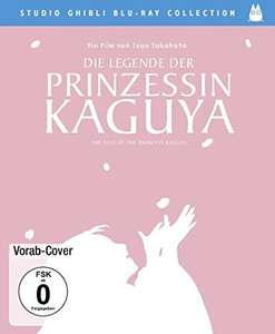Die Legende Der Prinzessin Kaguya - Ghibli Collection [Blu-Ray] Vorbestellung | Amazon + ggfs. Versand