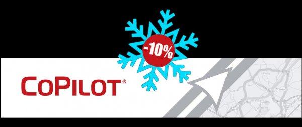 -10% Rabatt auf Navi-Apps