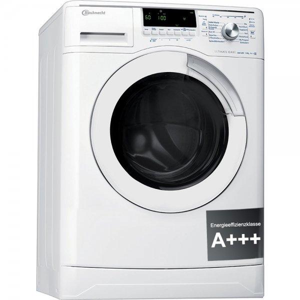 BAUKNECHT WA Eco Star 91 Frontlader Waschmaschine A+++, 1400U/min, 9kg für 479€ inkl. Versand @ebay