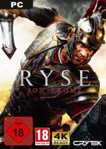 Amazon.de: Ryse: Son of Rome PC Steam Key