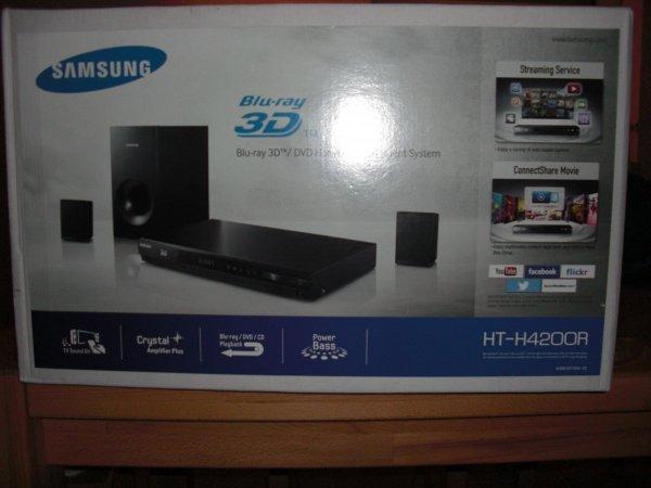 @ Kaufland Stolberg/ Rhld.: Samsung Set HT-HR4200R Entertainment System für 64,50 €