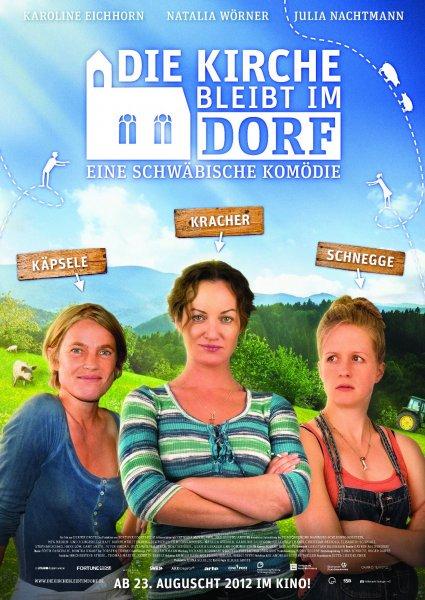 Die Kirche bleibt im Dorf (Film & Serie) - Stream & Download - Schwäbische Mundartkomödie
