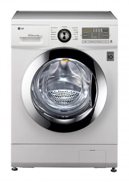 Waschvollautomat LG F 1296 NDA; 6 kg, 1200 Umdrehungen; 399€ @ ebay