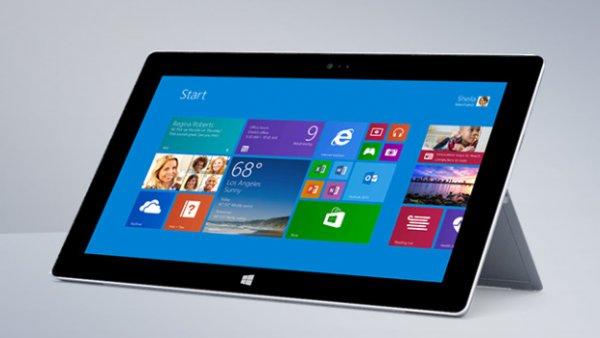 Microsoft Surface Pro 2 Tablet Wi-Fi 256 GB Windows 8.1