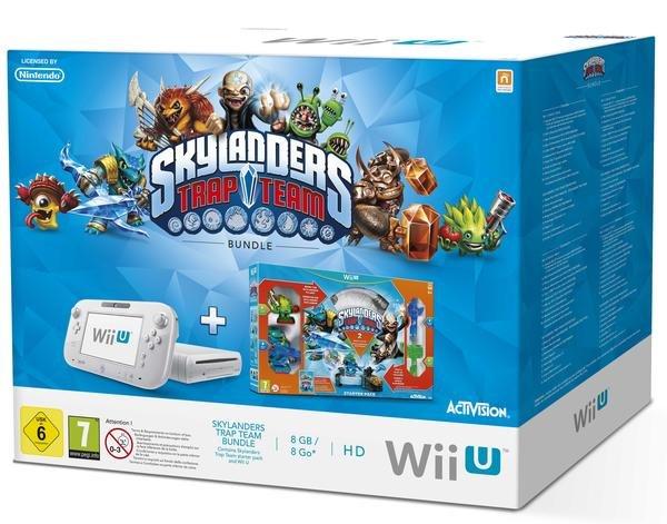 Wii U Basic + Skylanders Trap Team um 183,99 @ thalia.at