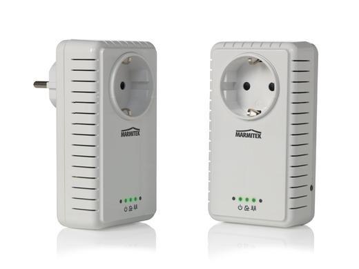 IPTV-PLC 650 Marmitek Homeplug AV2 für 45,90€ @ibood