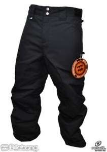 BILLABONG Snowboardhose KAMEE black