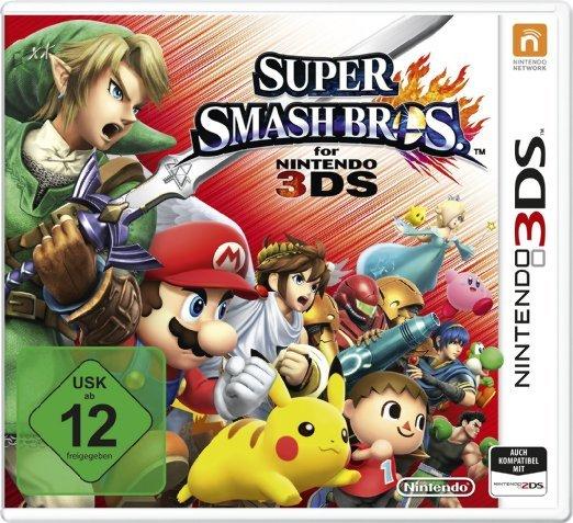 [amazon.de WHD] Super Smash Bros. für Nintendo 3DS - 28,90€