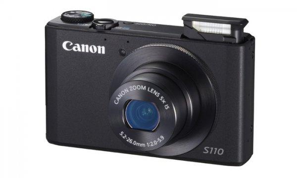 Canon PowerShot S110 für 199€ [Mit Qipu für 181€) bei Groupon.de