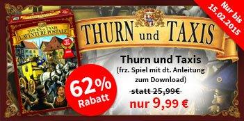 [Spiele-Offensive] Thurn und Taxis (HiG, SdJ'06)