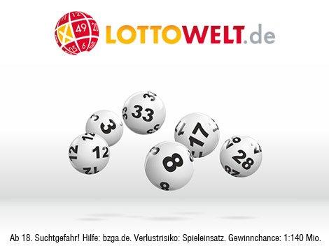 Lottowelt.de 2xFelder Lotto zahlen, 2 zusätzliche Felder gratis *Update* mit GS sogar nur ~70 cent!