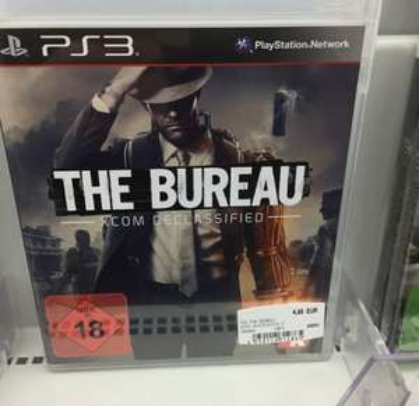 The Bureau PS3 4,99€ Media Markt Milaneo Stuttgart