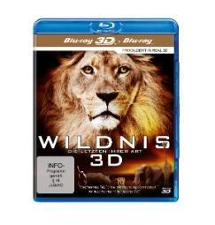 Wildnis 3D - Die letzten Ihrer Art [3D & 2D Blu-ray] für 6,99€ @Mediamarkt