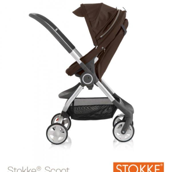 (Babymarkt Frechen, Lokal & Onlineshop) STOKKE Sportwagen Scoot V1 inkl. Softbag 299€