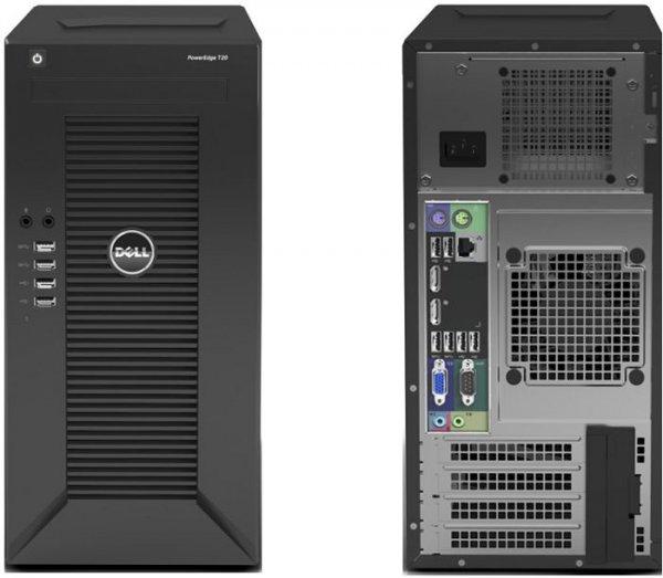 Dell PowerEdge T20 für 329 € + 2,99€ VSK