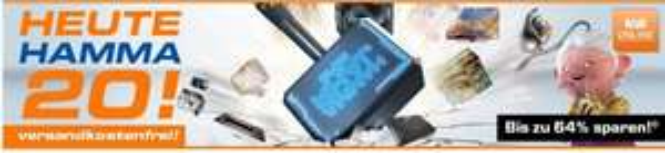 (Sammeldeal) Saturn Österreich...Heute Hamma 20! Angebot. U.a Samsung UE60H6290  für 899,-€