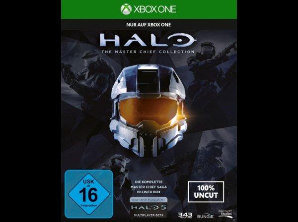 Halo: The Master Chief Collection (Xbox One) @MediaMarkt - 39 EUR versandkostenfrei!