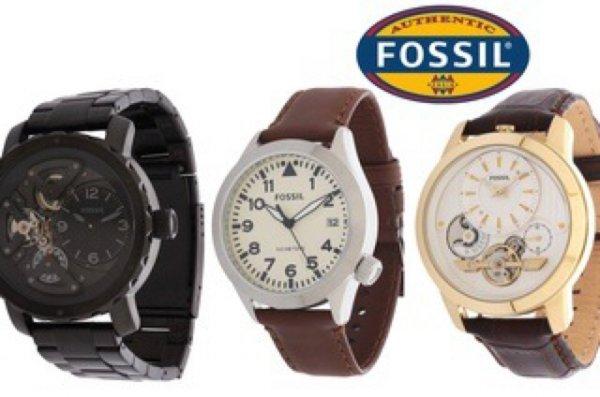 Fossil Herrenuhren Für 49,99€