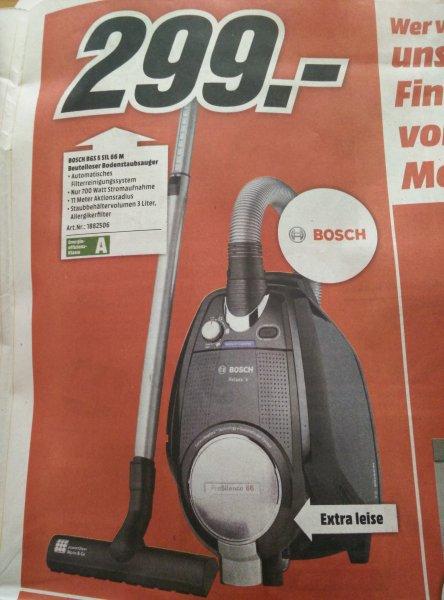 *Mediamarkt Landau* Bosch BGS 5 SIL 66 M