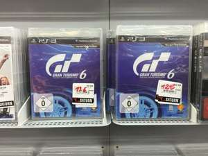 [Saturn Lünen] Gran Turismo 6 PS3 12€