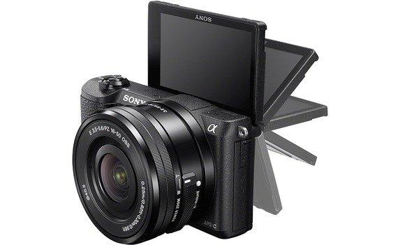 Sony Alpha 5100 Kit mit 16-50mm @ Amazon.co.uk für 380€