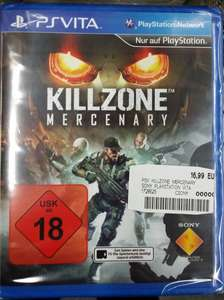 [Lokal - Media Markt Freiburg] Killzone: Mercenary - PS Vita