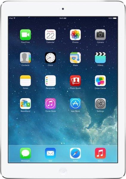 APPLE iPad Air 128 GB WIFI Silber