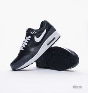 Nike Air Max 1 LTR Black/White/Dark Grey für 69,40€ inkl. Versand